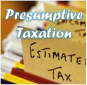Presumptive Taxation of Business u/s 44AD