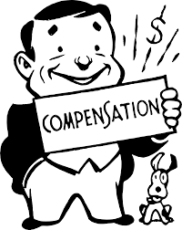 Taxability of compensation received by land owners