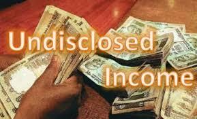 Income Declaration Scheme 2016
