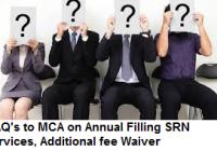 MCA FAQ