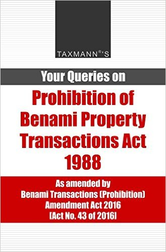 benami-property Transaction act
