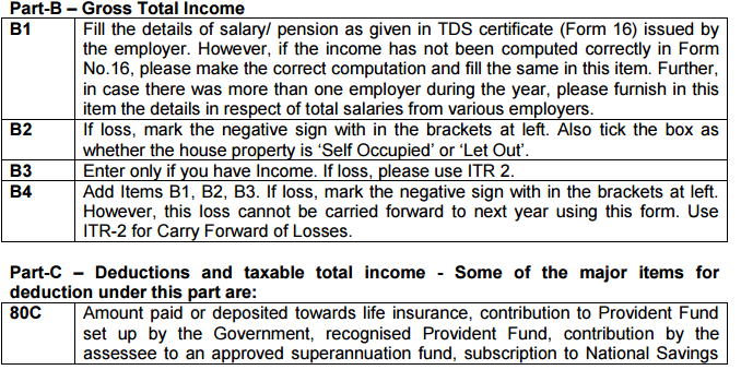 income tax return 2017 instructions