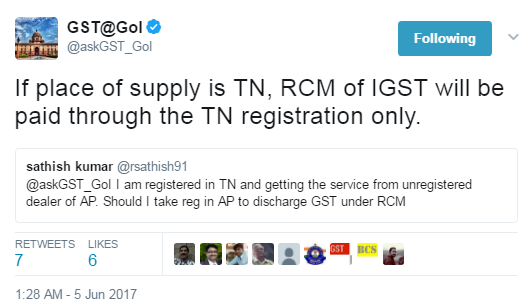 how to pay the gst