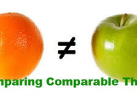 comparable