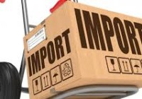Import duty on wheat