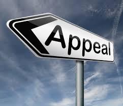 Filing Appeals