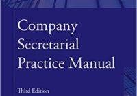 company-secretarial-practice-manual
