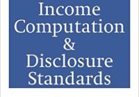 ICDS Income Computation and Disclosure Standards
