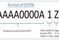 GSTIN India
