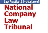 National Company Law Tribunal- Book , NCLT