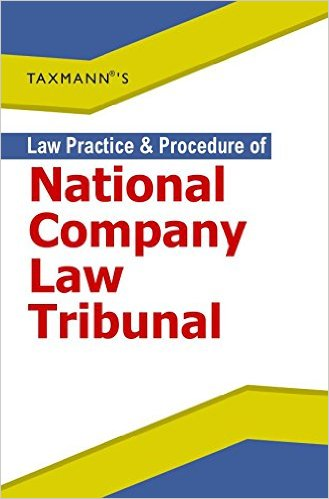 National Company Law Tribunal- Book , NCLT