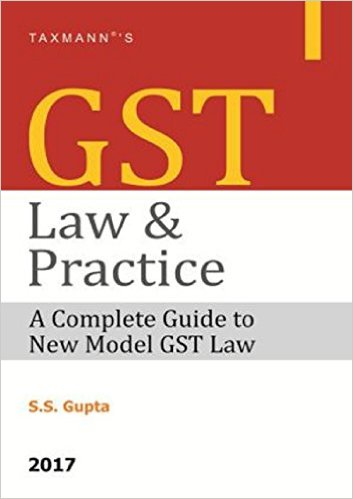 GST Law and Practice