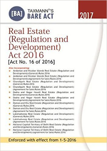 Real Estate (Regulation and Development) Act 2016