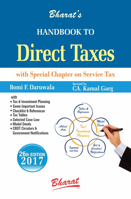 Handbook To Direct Taxes [Post Finance Act 2017]