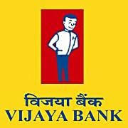 Vijaya Bank Cash and cheque deposit slip