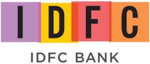 IDFC Bank Cash and cheque deposit slip : Download in English